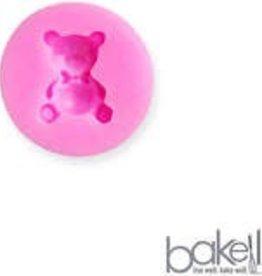 Silicone Fondant Mold (Teddy Bear)