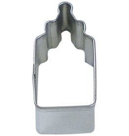 R and M Mini Baby Bottle Cookie Cutter