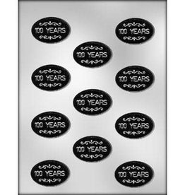 100 Years Chocolate Mold