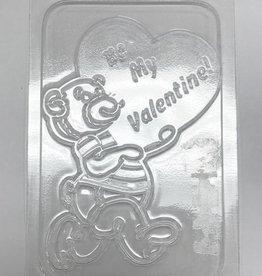 CK Bear Be My Valentine Chocolate Mold
