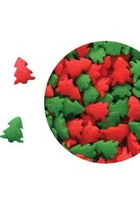 Decopac Red & Green Trees Quins