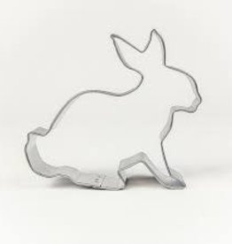 """R and M Sitting Cottontail Bunny Cookie Cutter (4"""")"""