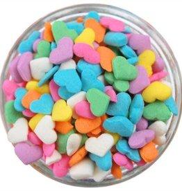 Decopac Heart Quins Multicolor (Pastel)