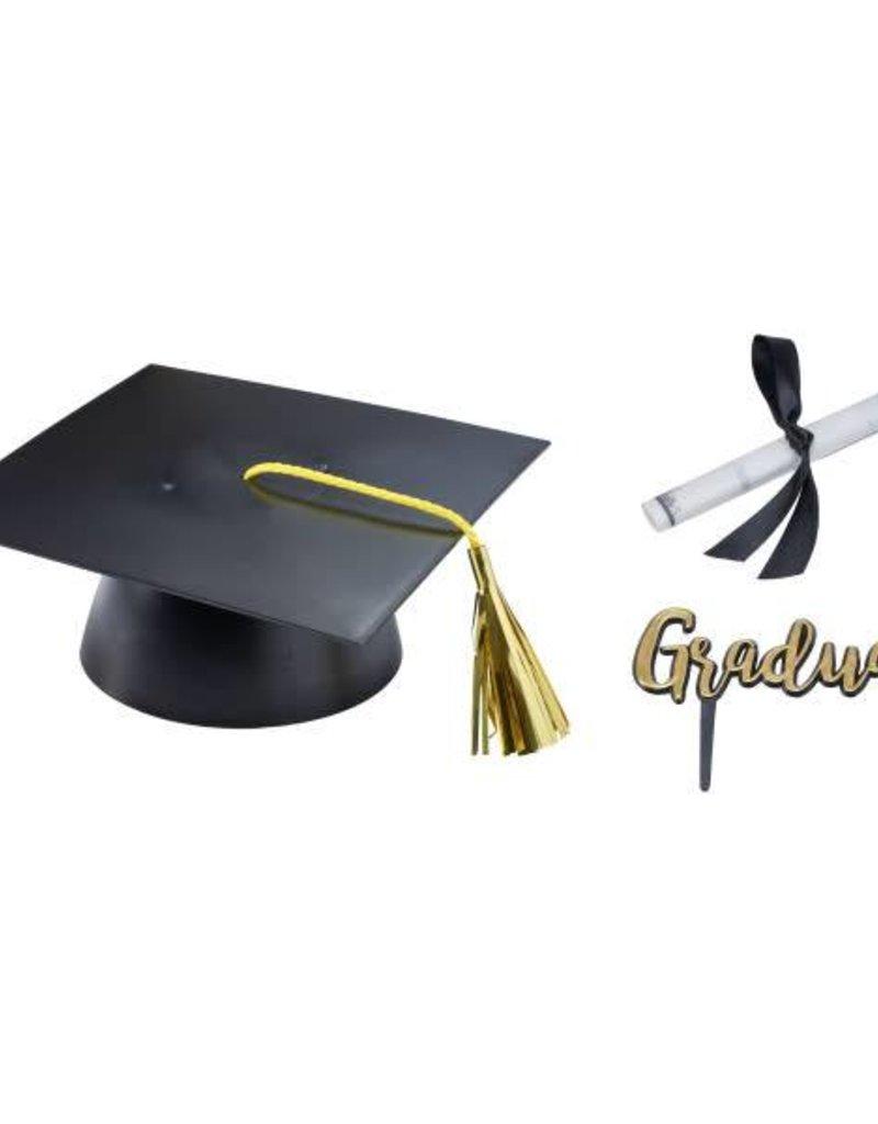Decopac Mega Hat Graduate DecoSet