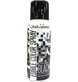 Chefmaster CM EDIBLE SPRAY (Black)