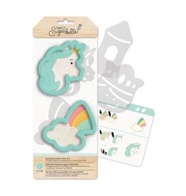 American Crafts Sweet Sugarbelle Enchanted Cookie Cutter Set