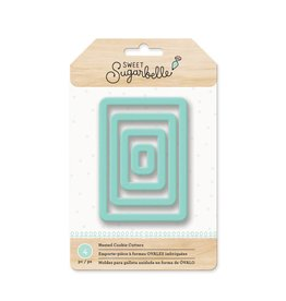 American Crafts Sweet Sugarbelle Rectangle Cookie Cutter Set