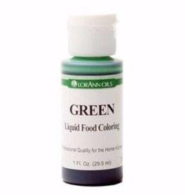 Green Liquid Food Coloring