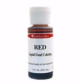 Red Liquid Food Coloring