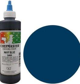 Chefmaster CM Liqui-Gel 10.5 OZ (Navy Blue)