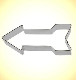 """Foose Arrow Cookie Cutter (4.5"""")"""