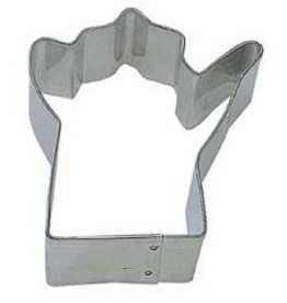 R and M Coffee Pot Cookie Cutter