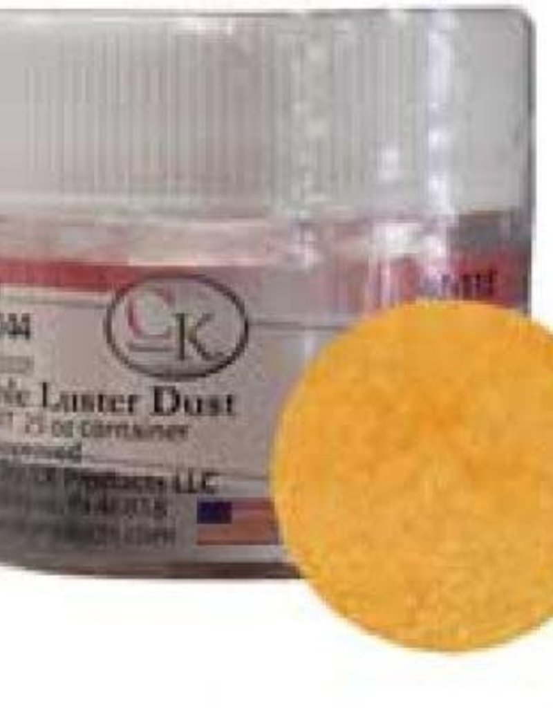 CK Products Edible Luster Dust (KINGS GOLD)