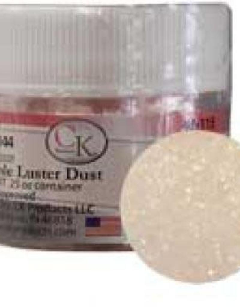 CK Products Edible Luster Dust (OYSTER SHELL)