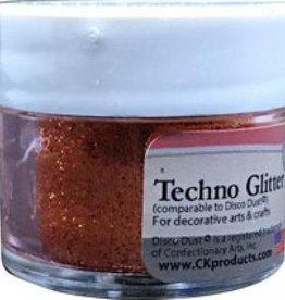 CK Products DISCO/TECHNO GLITTER - NEW COPPER