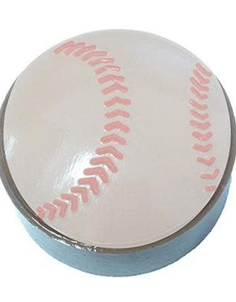 CK Products Baseball Round Sandwich Cookie Chocolate Mold