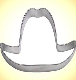 Foose Cowboy Hat Cookie Cutter