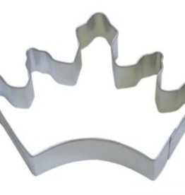 "R and M Crown Cookie Cutter (3.5"")"