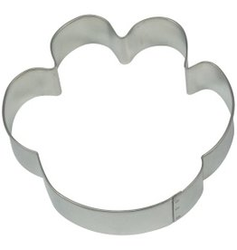"""R and M Dog Paw Print Cookie Cutter (4.5"""")"""
