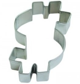 R and M Dollar Sign Cookie Cutter