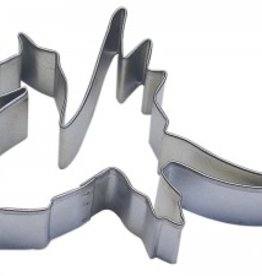 "R and M Dragon Cookie Cutter (4"")"
