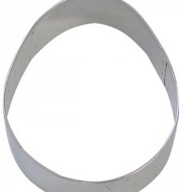 R and M Easter Egg Cookie Cutter, 4""