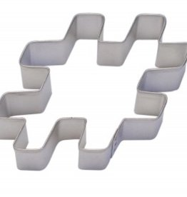 R and M Hashtag Cookie Cutter