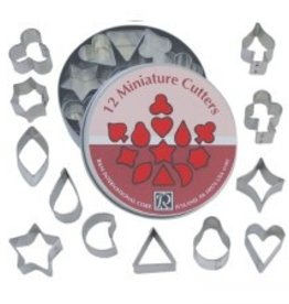 R and M Mini Assorted Cookie Cutters