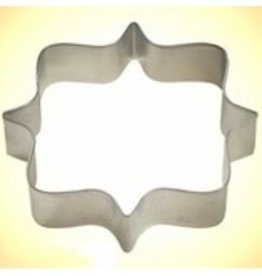 """R and M Plaque (Square) Cookie Cutter (4.25"""")"""