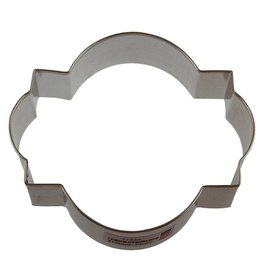 Plaque (Photo) Cookie Cutter