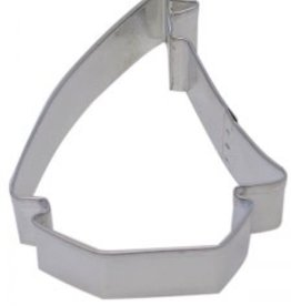 """R and M Sailboat Cookie Cutter (3.5"""")"""
