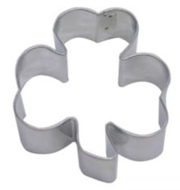 "R and M Shamrock Cookie Cutter (2.75"")"