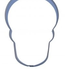"""R and M Skull Cookie Cutter (3.5"""")"""