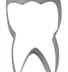 """CK Tooth Cookie Cutter (3"""")"""