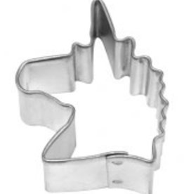 R and M Unicorn Head Mini Cookie Cutter