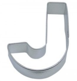 "R and M Letter ""J"" Cookie Cutter"