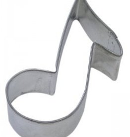 """R and M Music Note Cookie Cutter (3"""")"""