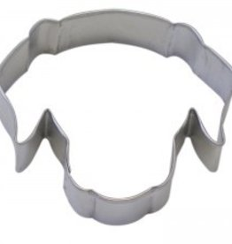 R and M Dog Face Cookie Cutter