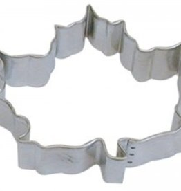 """R and M Canada Maple Leaf Cookie Cutter (3"""")"""