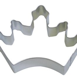 R and M Crown Cookie Cutter, 5""