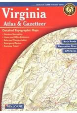 Delorme Delorme Atlas & Gazetteer