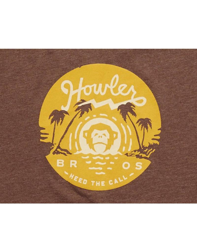 Howler Bros CLOSEOUT Howler Bros. Sunset Script Short Sleeve Tee