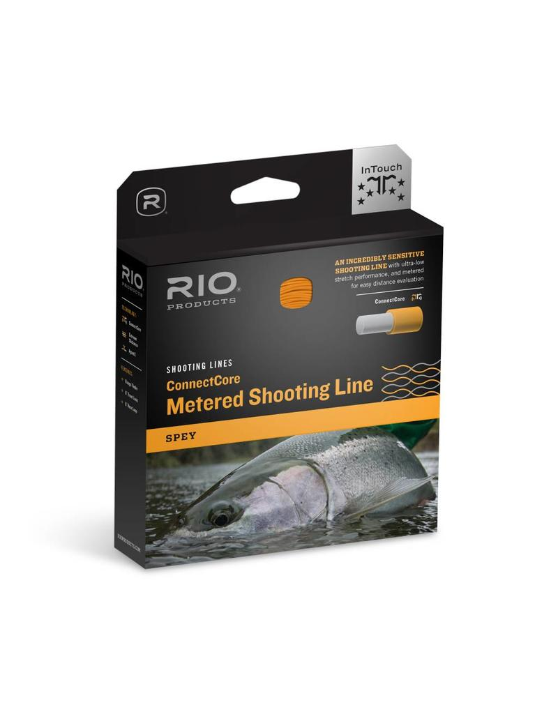 RIO Products RIO ConnectCore Metered Shooting Line