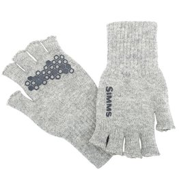 Simms Fishing Simms Wool Half Finger Glove