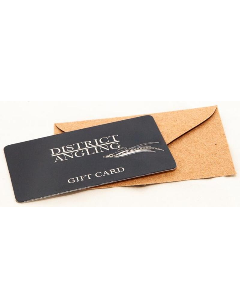 District Angling District Angling Gift Card
