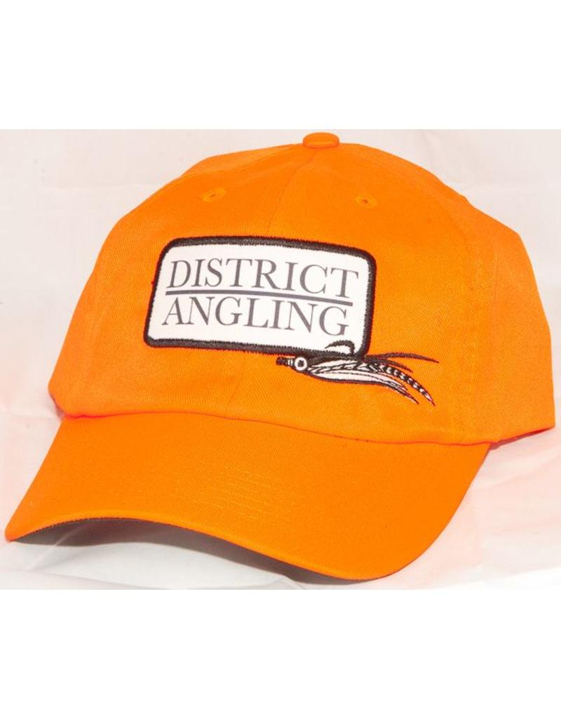 District Angling District Angling Hunter Cap
