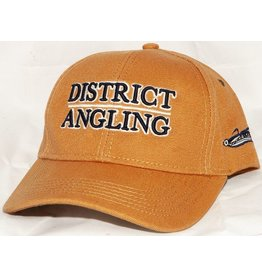District Angling District Angling Woodsman Cap