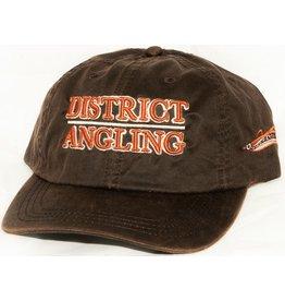 District Angling DA Oilcloth Cap