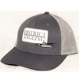 District Angling District Angling Meshback Cap