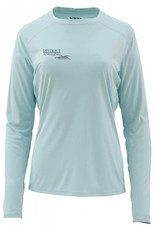 District Angling District Angling Women's SolarFlex LS Crewneck